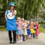 праздник лета детский сад Подсолнушки