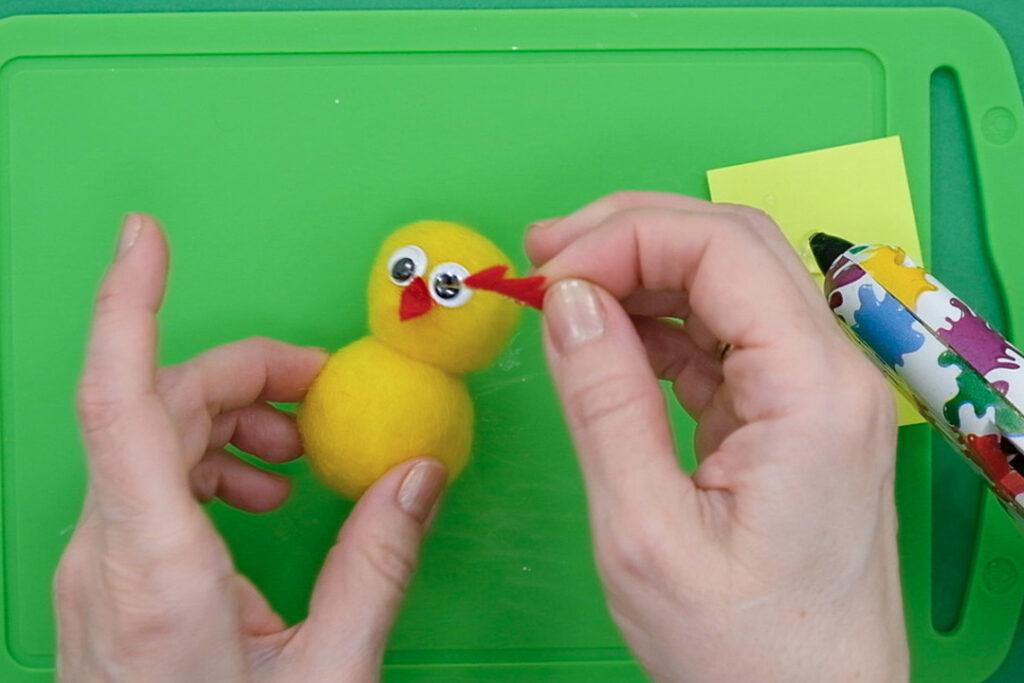 Цыплёнок своими руками